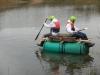 Water Raft Racing